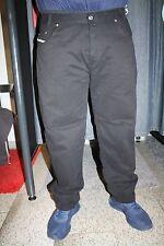 Viazoni Jeans Zicco 472 Gabardine black Saddle- Karottenschnitt BASIC JEANS