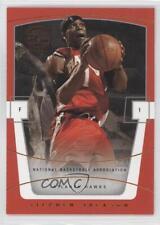 2003-04 Flair Final Edition #3 Stephen Jackson Atlanta Hawks Basketball Card