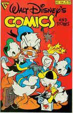 WALT Disney's Comics & Stories # 536 (Barks) (USA, 1989)