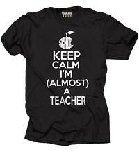 Future Teacher T-shirt Almost a Teacher Gift for Future Teacher