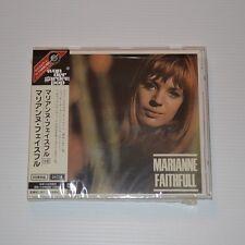 Marianne FAITHFULL - FIRST ALBUM - 2002 JAPAN CD