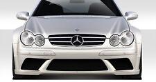 03-09 Mercedes CLK Black Series Duraflex Front Wide Body Kit Bumper!!! 109664