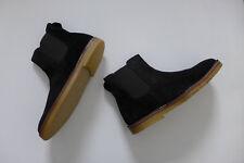 Folk Brandon Black Suede Chelsea Boot, sizes UK9 & UK11 - BNWB, RRP £220