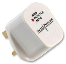 Anti Spike SURGE PROTETTA 3a 5a 10a 13a UK con fusibile AC Alimentazione Spina rewireable