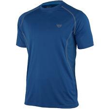Condor Blitz Performance Camiseta Verano Hombres Tee Superior Tranpirable Cobalt