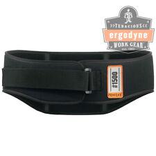 Ergodyne ProFlex 1500 Weight Lifters Style Back Support Belt Rigid Support Work