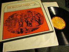 The Beggar's Opera 2 LP BOX sir Malcolm sib6023 orig !!