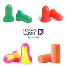Honeywell Howard Leight Laser Lite, Max, Max Lite, Matrix Soft Foam Earplugs