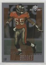2001 Upper Deck Rookie F/X 146 Derrick Brooks Tampa Bay Buccaneers Football Card