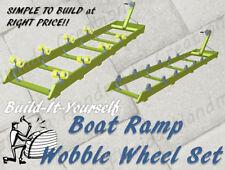 WaveRunner Jet SKi Boat Watercraft Shore Lift Ramp Dock Caster Wheel Kit Set