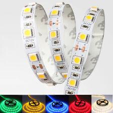 5050 RGB Guirnalda LED LUZ Impermeable Armario de Cocina Mostrador Bricolaje