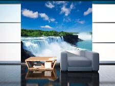 3D Nature Great Waterfall 0236 Wall Paper Wall Print Decal Wall Aj Wallpaper Ca