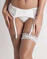 NEW Lepel Bouquet Ivory Suspender Belt Bridal Glamour UK 8 Last Few UA09