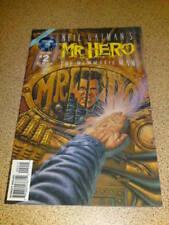 (TEKNO) MR HERO - THE NEWMATIC MAN #2 April 1995