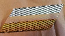 34 degré papier collationnées bande ongles, galvanisé, fit im350. 50mm - 90 mm