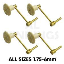 Grandfather Longcase clock key All size 1.75mm-6mm Brass Crank winding keys tool