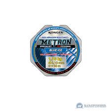 (0,05 €/m) 50m Kong METRON Blue Ice Lenza i terminali materiale monofili corda