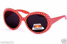 New Polarized Sunglasses in Polka Dots Design Ultra Violet Glare Blocking KP9062