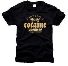 PABLOS & TONYS COCAINE Business - Herren-T-Shirt, Gr. S bis XXXL