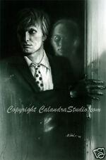 Night of the Living Dead Art - Johnny! Artist Signed 11x14 Print