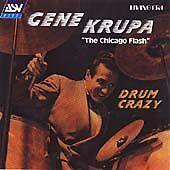 Gene Krupa - Drum Crazy (CD 2001)
