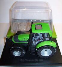 HACHETTE UNIVERSAL HOBBIES FARM TRACTOR TRACTEUR AGRICOLE 1/43 modèles au choix