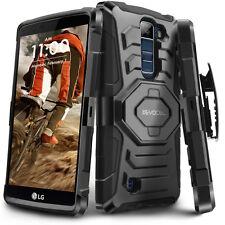 LG K10 Case, Evocel Rugged Holster w/ Kickstand & Belt Clip (LG Premier LTE)