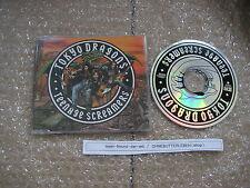 CD Metal Tokyo Dragons-Teenage Screamers (2) canzone escapi Music