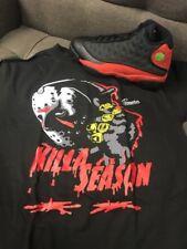 Shirt Match Jordan 13 Bred Shoes Retro 13 - Killa Season Tee