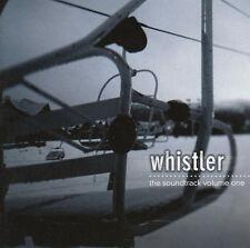 Whistler-2006-Vol 1-TV Series Soundtrack-13 Tracks-CD