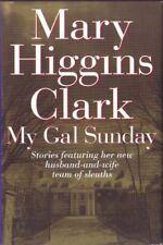 MY GAL SUNDAY ~ Mary Higgins Clark ~ 1996 HC DJ