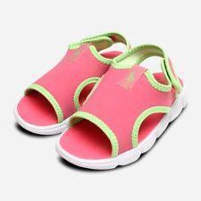 Ralph Lauren Polo Neoprene Pink & Lime Kids Shoes