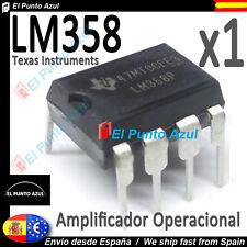 CI Amplificador Operacional LM358 LM358P LM358N x1 x5 x10 pcs IC Operational Amp