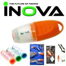 Inova Bait Binder / or Refill / Sea Fishing Elastic Dispenser Clear Bait Weaver