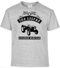 T-Shirt,Güldner Burgund,Traktor,Schlepper,Bulldog,Oldtimer