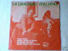 """CLAUDIO VILLA Luna rossa 7"""" EP"""