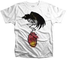 El indicador Corazón-Edgar Allan Poe Obras De Arte T Shirt