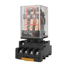 Power Relay MK3P-I MK3P-1 General Purpose 10A 250V 11 Pin 3P3T & PF113A Socket