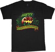 Happy Halloween t-shirt for men black halloween shirt pumpkin jack o lantern