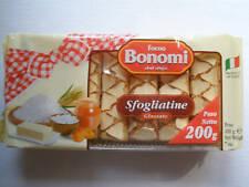 Bonomi Sfogliatine Glassate Blätterteigbiskuits 200 g / 100 g = 0,90 € Nr.5402