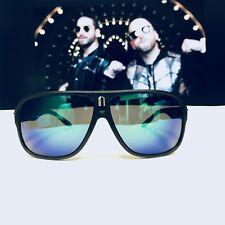Fasion Designer Men's Black Ruthenium Karrera  Gazelle Hot Gafas Sunglasses