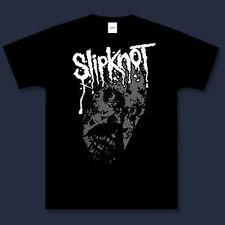 Slipknot Monster Face BLACK Adult T-shirt