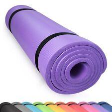 diMio Gymnastikmatte Yogamatte Bodenmatte Fitnessmatte Turnmatte Yoga Matte