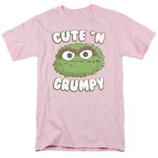 Sesame Street Cute N Grumpy T-shirts for Men Women or Kids