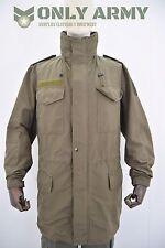 Austrian Army M65 Goretex Jacket Waterproof Smock Alpine Coat Lined Combat Used