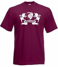 T-Shirt Maglietta J1650 Ultras Cuore Granata Torino Toro
