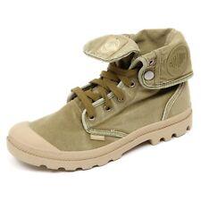 D2102 sneaker donna PALLADIUM BAGGY scarpe verde vintage shoe woman