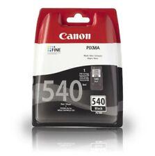 PG-540 Black Original Canon Printer Ink Cartridge Canon 540 PG540