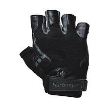 Harbinger Uni Fitness Handschuhe Pro Glove, schwarz, 19143 (Trainingshandschuh)