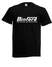 Herren T-Shirt Binford Tools Größe bis 5XL